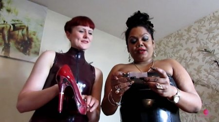 Latex Lucky Dip - High Heel Draw